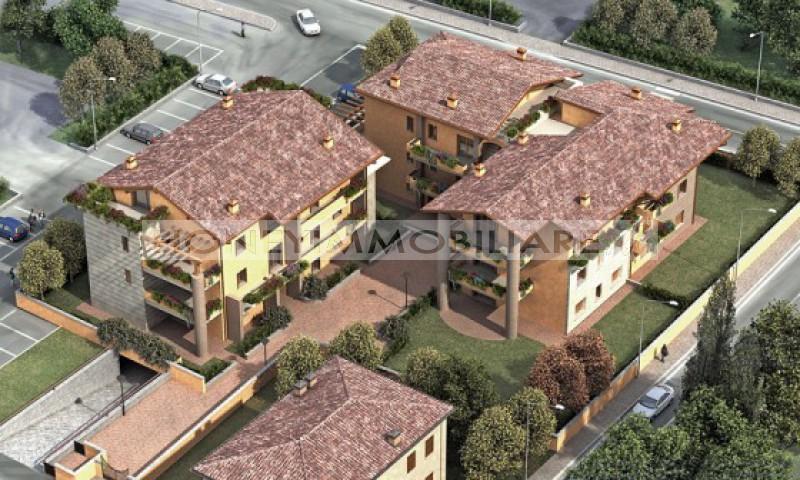 Appartamenti con giardino e terrazzo in vendita a noceto for Piani di costruzione di garage e deposito