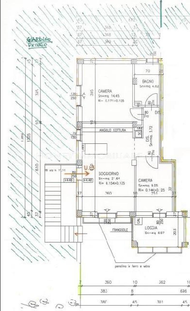 Salsomaggiore terme vendita appartamento offerta rif a02638 for 5 camere da letto piano piano doppio
